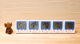 温度差が少なく省エネ住宅