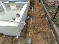 給排水の配管工事
