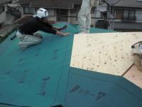 屋根仕上げ工事