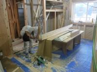 室内造作工事2