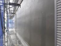 外壁吹付塗装工事