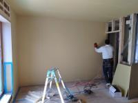 壁ボード施工