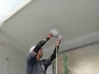 軒塗装工事